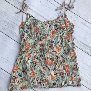 Lucky Brand  🌺 strapping tank